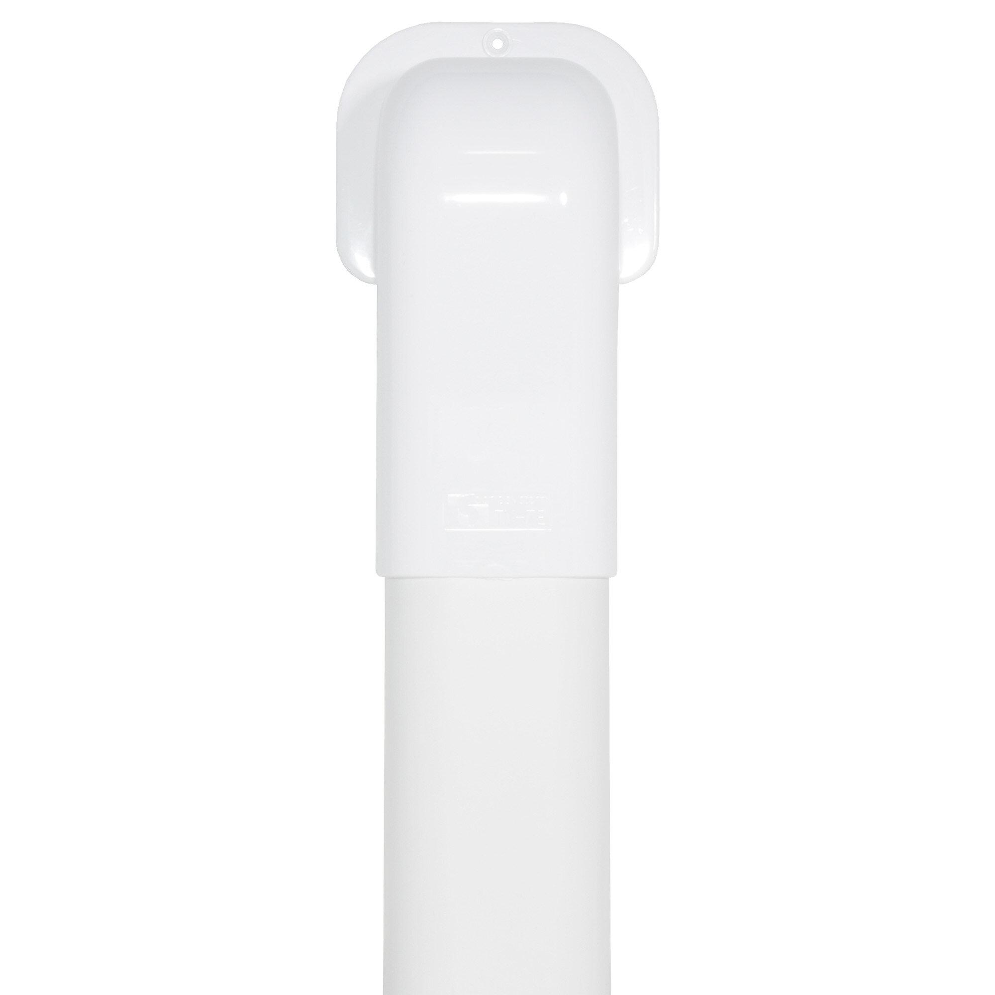 10237 Kanalsystem f/ür K/ältemittelleitungen 2 Meter Kanal TB 72 EXC